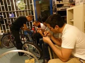 Eğitim: Yolda bisiklet tamiri @ Bisiklet Gezgini | İstanbul | Istanbul | Turkey