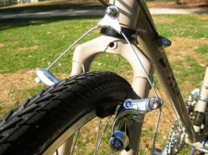 SURLY cantilever brakes