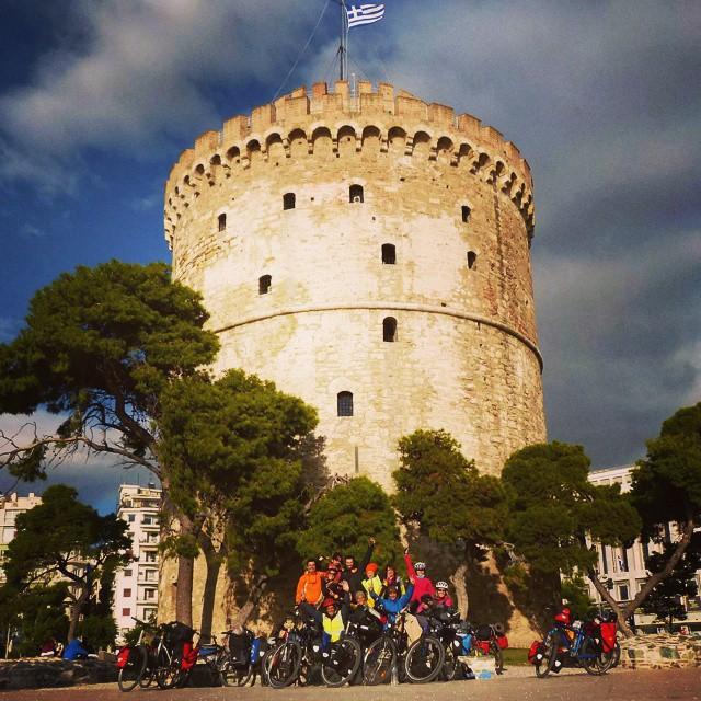 İstanbul'dan Selanik'e bir bisiklet yolculuğu  #selanik #thessaloniki #salonica  #cycling #cycletouring #touringbicycle #gezgin #bisiklet #bicycle #bicycletour #touring #travel #traveller #explorer #yolculuk #yol #yolda