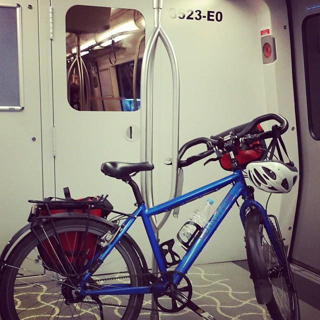 Metro ile gideriz