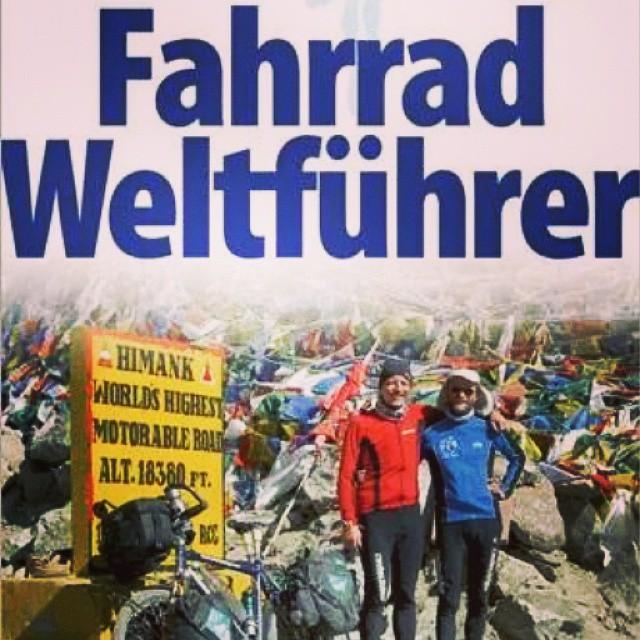 Es gibt bei uns deutsche Fahrradbücher  Shop.bisikletgezgini.com