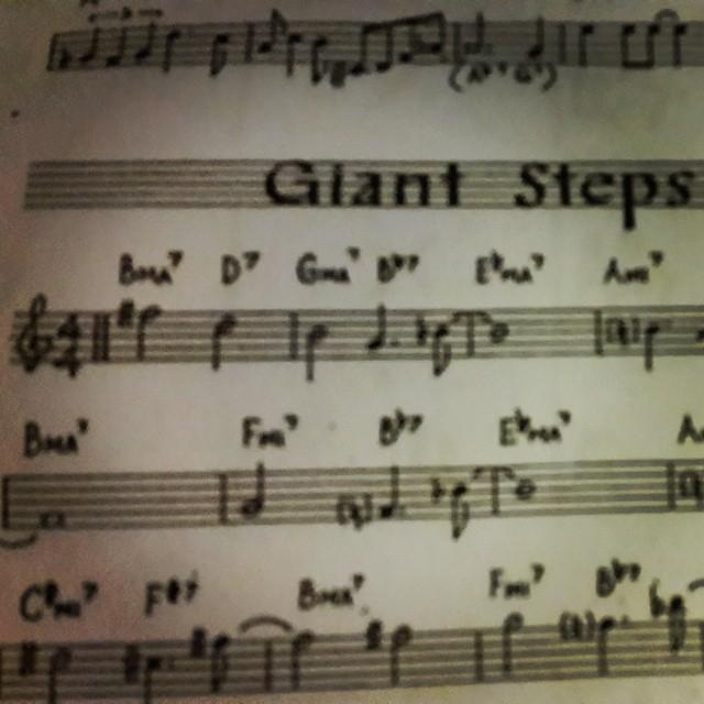 Dinlemeye doyamayacağız... Never tired of listening... #giantsteps #Coltrane #caz #jazz #müzik #musica #music