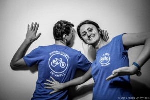 Biz de Bisiklet Gezgini'yiz logo yarışması @ Bisiklet Gezgini - Bisikletle yolculuk uzmanı | İstanbul | İstanbul | Turkey