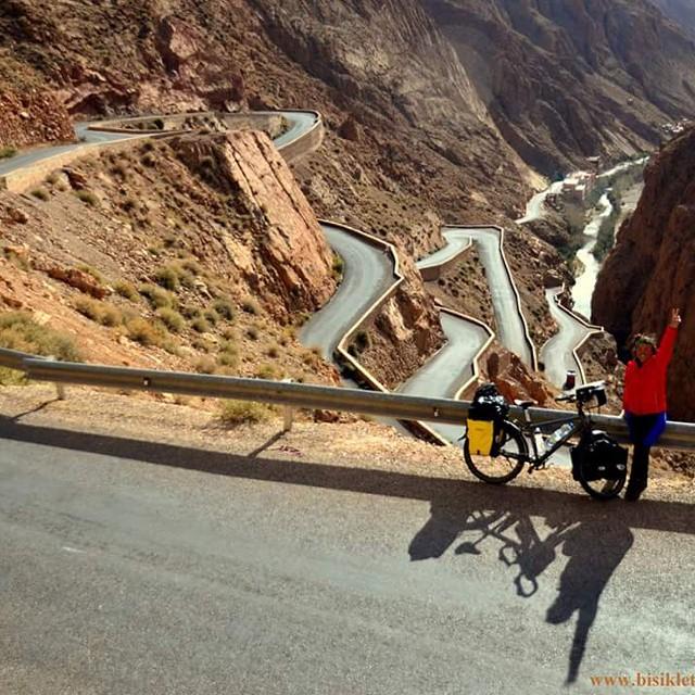 #idworx albümünde bir tanıdık yüz.  A very familiar face at idworxer album.  http://www.idworx-bikes.de/nl/news/idworxers.php  #bisiklet #bicycle #bicicletta #fahrrad #podilato #velo #cycling #fas #morocco