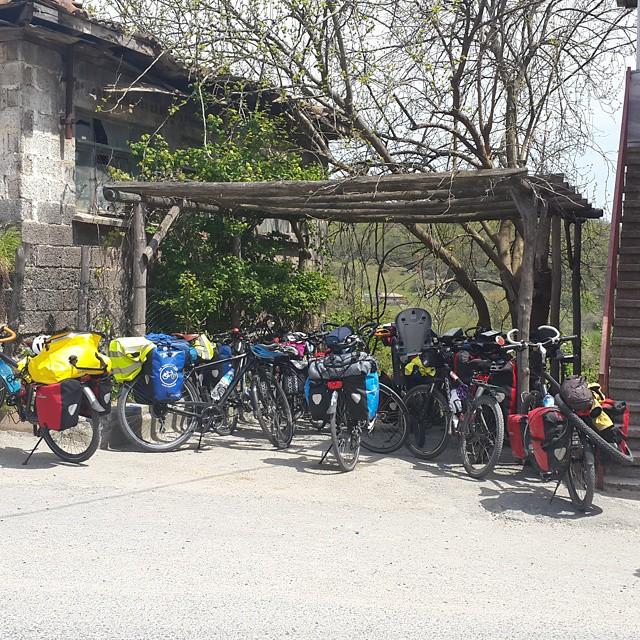Paşamandıra Köyü #bisiklet parkı  #bisikletgezginiileyolda