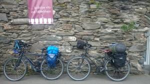 Bisiklet Gezgini söyleşileri: Kim demiş çalışırken bisiklet turu yapılmaz diye! , Burcu & Fırat Tiryaki @ Kozyatağı Kültür Merkezi