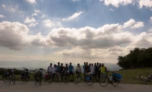 Bisiklet Gezgini ile yolda