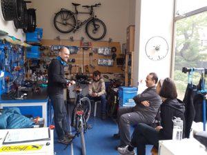 Eğitim: Genel bisiklet ayarları ve bakımı @ Bisiklet Gezgini | İstanbul | Turkey