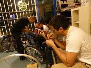 Eğitim: Yolda bisiklet tamiri @ Bisiklet Gezgini | İstanbul | Turkey