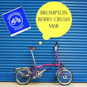 brompton berry crush M6R-